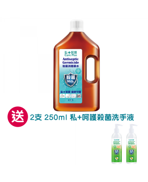 1.2L Care Plus Antiseptic Germicide